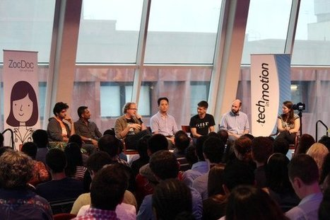 Startup Gurus Share Their Wisdom At TechInMotion's Made In NY Panel | Wisdom | Scoop.it