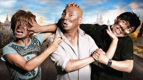 Chinese Hit Comedy 'Lost in Thailand' Generating Mixed Returns for Thai Economy | TourismDream | Scoop.it