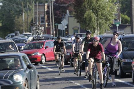 Portland to Rewrite Car-Centric Street Engineering Standard | Streetsblog.net | Urban mobility... | Scoop.it