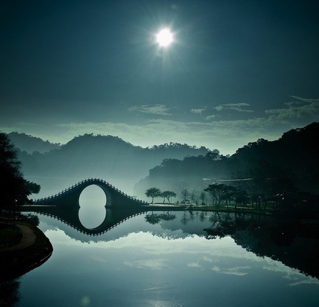 Taiwan Moon Bridge #太美妮 | Le It e Amo ✪ | Scoop.it