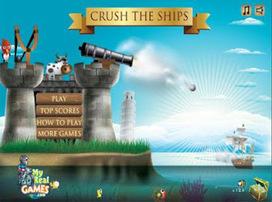 لعبة تدمير السفن Crush the Ships | تحميل العاب مجانية | kadergtu | Scoop.it