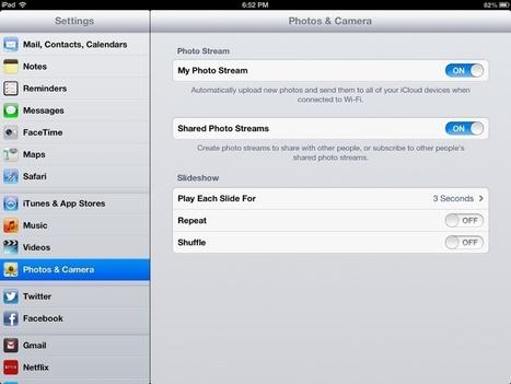 iOS 6 Tips and Hidden Features | iPad Teachers Blog | Scoop.it