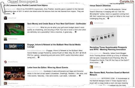 Unleash your curation creativity: 4 cool storytelling tools | Social Networking for Information Professionals | Scoop.it