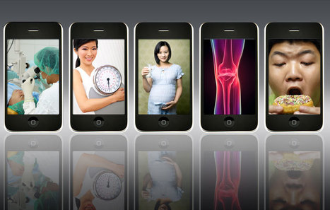 Healthcare Mobile Apps - It's not the Consumer but the Healthcare Providers That Need Them | RMs Future of Healthcare | Scoop.it