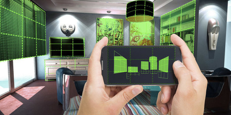 Depth-Sensing Cameras Will Soon Turn Every Smartphone into a High-Quality 3D Scanner | cad | Scoop.it