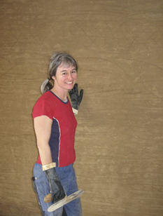 Interview with Strawbale Builder Tina Therrien - Natural Life - frugal, green family living | Green Living | Scoop.it