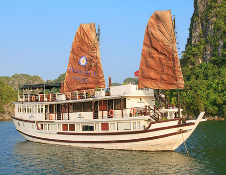 Halong Garden Bay Cruise | Garden Bay Cruise - Agency | Halong Bay Deluxe Cruises from us 90$ - 150$ | Scoop.it