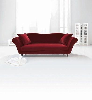 Quel canapé pour mon salon ? Canapé en velours La Redoute - Best-Of Canapés | Fashion-Art, Beauté & Déco | Scoop.it