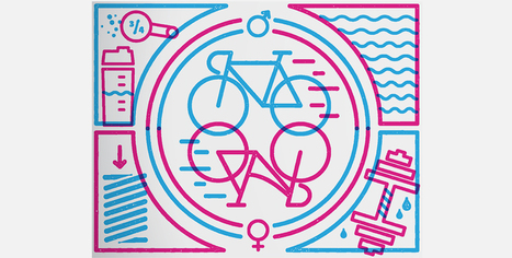 Men and Women Are Not Created Equal | Bicycling | Bicycle Works | Scoop.it