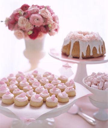 Dessert Only Wedding Receptions
