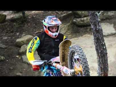 Une journée avec Paul Bolton - pilote Hard Enduro | Actualité  moto enduro - Freenduro.com | Scoop.it
