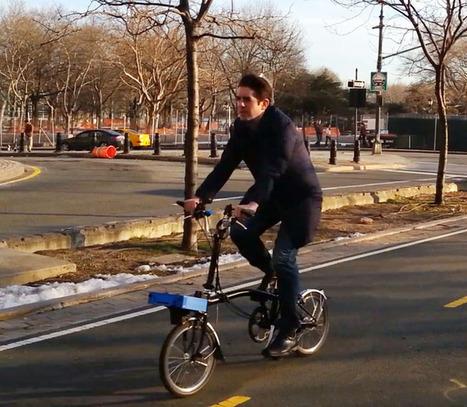 Écomobilité : Avec ShareRoller, votre bicyclette devient électrique en 10 secondes !   Ecoloisirs   Scoop.it