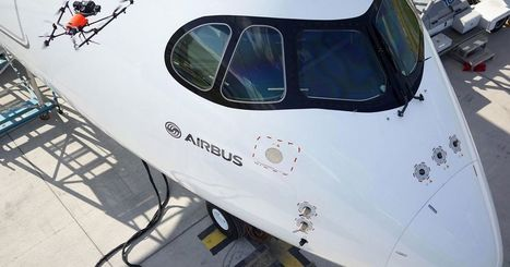 Airbus uses drones to speed up aircraft inspections | Drone | Scoop.it