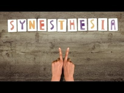 What color is Tuesday? Exploring synesthesia - Richard E. Cytowic | For Human Physiology | Scoop.it