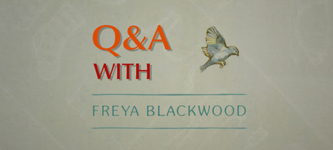 Q&A with Freya Blackwood - Reading Australia | Reading discovery | Scoop.it