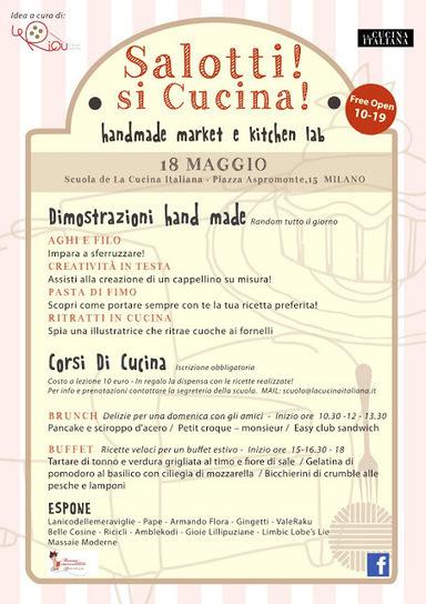 The tailor's project: Il mondo handmade abbraccia la cucina italiana | Handmade in Italy | Scoop.it