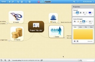 5 Innovative Mind-Mapping Tools For Education - Edudemic | Comprehension | Scoop.it