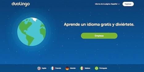 4 plataformas para aprender y practicar idiomas de forma gratuita | CiberOficina | Scoop.it