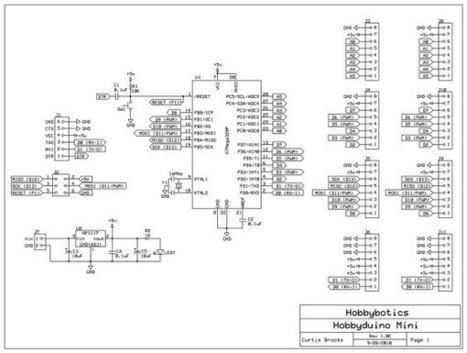 Hobbyduino Mini V1.0 using arduino - | Raspberry Pi | Scoop.it
