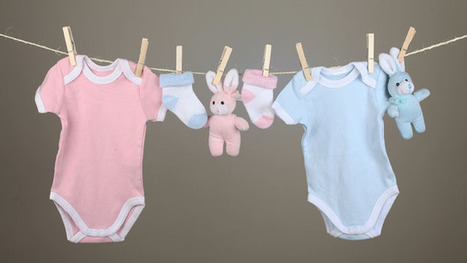 The History Of Pink For Girls, Blue For Boys | Research, marketing and insights | Scoop.it
