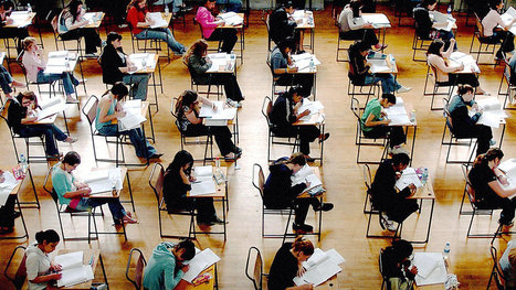 A New SAT Aims to Realign With Schoolwork ~ NY Times | :: The 4th Era :: | Scoop.it