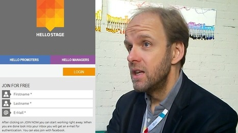 HelloStage, the Linkedin for classical music explained by his founder Bernhard Kerres - opera-digital.com | digital technologies in classical music & opera | Scoop.it