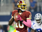 RGIII continues to hold Redskins offense back in loss to Cowboys - NFL.com   robert griffin III   Scoop.it