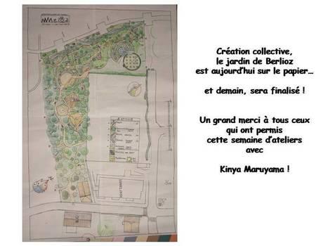 Fabrique urbaine, atelier interculturel, artistique et potager   TREMBLEMENTS   Scoop.it