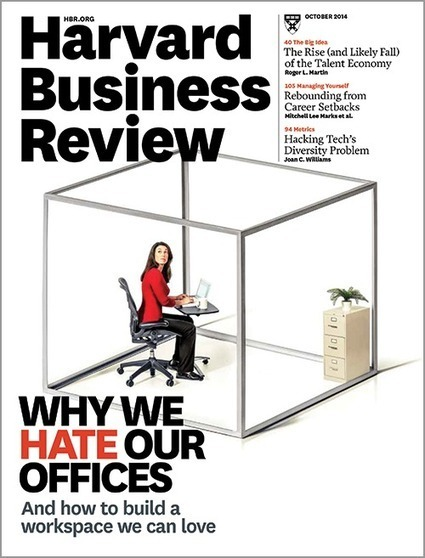"""Balancing """"We"""" and """"Me"""": The Best Collaborative Spaces Also Support Solitude   Workplace Strategy   Scoop.it"""