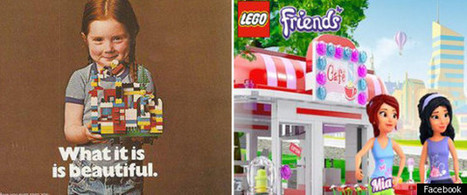 LEGO Friends Petition: Parents, Women And Girls Ask Toy Companies To Stop Gender-Based Marketing | Transmedia: Storytelling for the Digital Age | Scoop.it