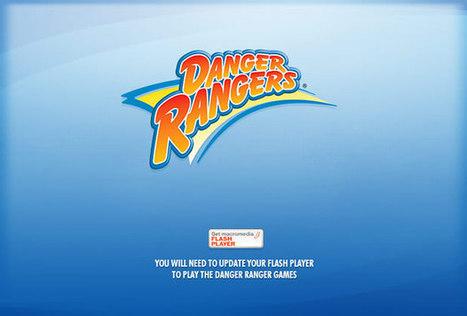 Danger Rangers - Sign Safety Game! | HSIE Stage 1, Symbols | Scoop.it