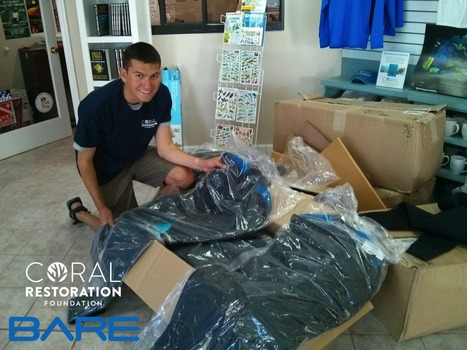 Bare Generously Donates 65 Wetsuits to Coral Restoration Foundation | The Scuba News | All about water, the oceans, environmental issues | Scoop.it