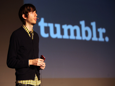 Journalists Take Note: Tumblr is Laying Fat Story Tracks | Tumblr for Journalists | Scoop.it