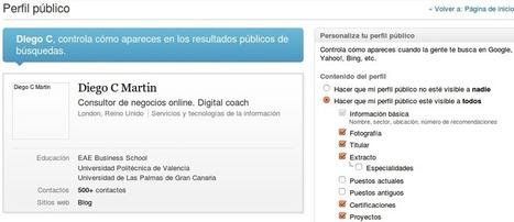 Personalizar la URL de LinkedIn | identidad digital | Scoop.it
