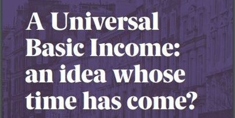 Universal Basic Income - The Time is Now   What we're reading...   Scoop.it