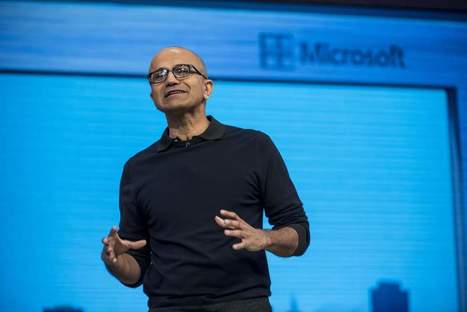Here's Why Microsoft Is Suddenly Killing It Now | News | Scoop.it