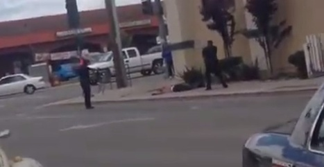 Salinas California Police Caught Red Handed On Camera Executing A Man | World Truth.TV | Educating & Enforcing Human Rights For We The People !! | Scoop.it