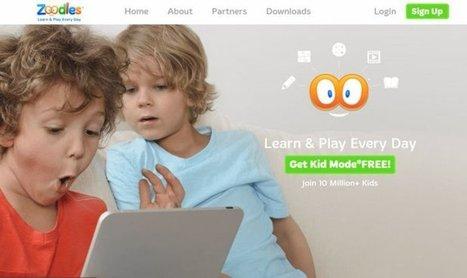 Conoce estos 3 buscadores web seguros para niños | CIBER: seguridad, defensa y ataques | Scoop.it