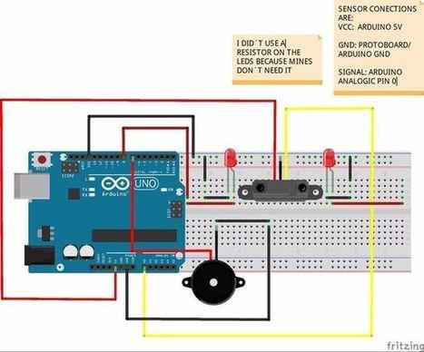Arduino IR alarm | Raspberry Pi | Scoop.it