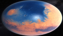 Oceans on Mars may have never existed, says study   Lauri's Environment Scope   Scoop.it