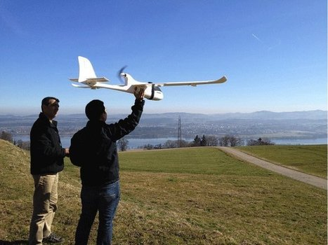 Use of Drones in GIS - GIS Lounge | GeoTechnologist | Scoop.it