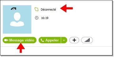Envoi de vidéo en différé sur skype, enfin ! | Geeks | Scoop.it