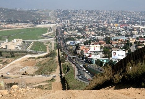 Dividing Landscapes: Can Architects Do For Borders What They've Done For Embassies? | Local Geographies | Scoop.it