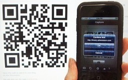 3 Fun Ways To Use QR Codes For Language Learning - Edudemic | Reading for English language learners | Scoop.it
