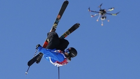 The Future of Sports Photography: Drones | Gov & Law - Nate Levy | Scoop.it