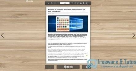 Anyflip : un bel outil pour créer des livres interactifs | Freewares | Geeks | Scoop.it
