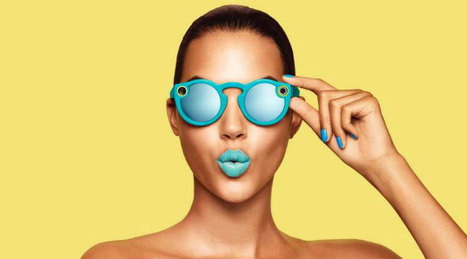 Snapchat Spectacles Brilliant F-ING Marketing - Curagami | Startup Revolution | Scoop.it