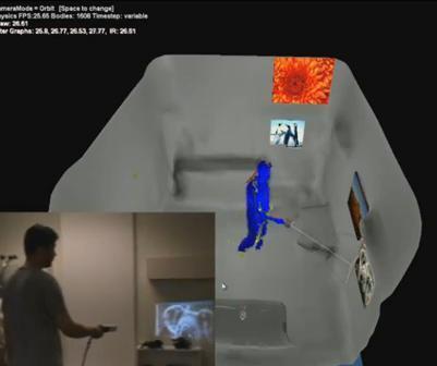 Convierta su habitación en un sitio con realidad aumentada (01/Nov/2011) | Realidad aumentada | Scoop.it