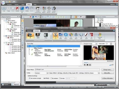 VSDC Video Editor Gets Image Capturing - SoftPressRelease.com (press release) | VIDEO Creating, Editing | Scoop.it