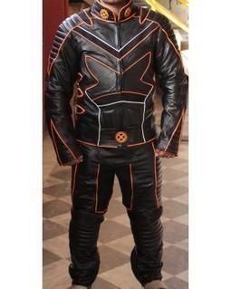 X Men United Movie Motorcycle leather Suit | Celebrity Smashing Hugh Jackman leather jackets | Scoop.it